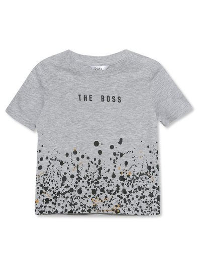 The boss t-shirt (9mths-5yrs)