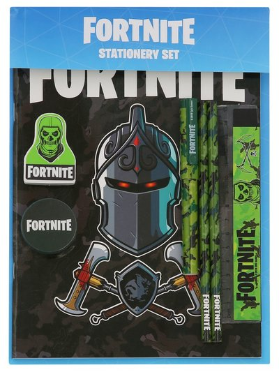Fortnite stationery set