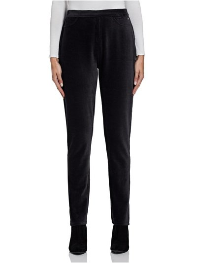 TIGI velour trouser