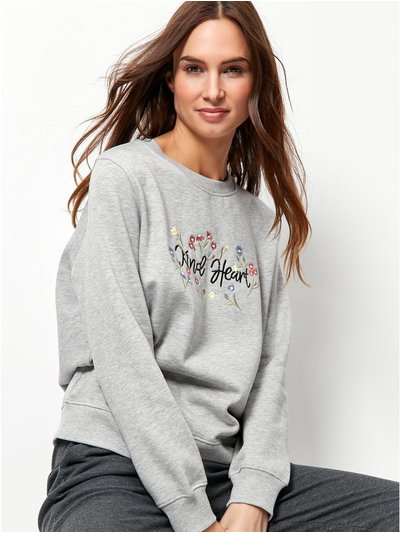 Kind heart sweatshirt