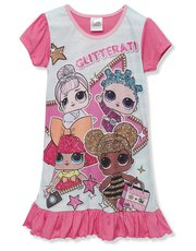 Lol Surprise nightdress (4 - 10 yrs)