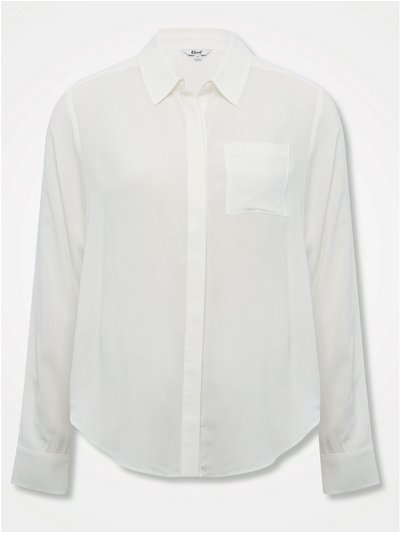 Khost Clothing button side shirt