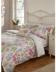 Summer trees duvet set