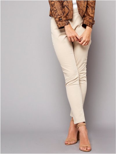 Petite cord trousers