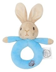 Peter Rabbit ring rattle