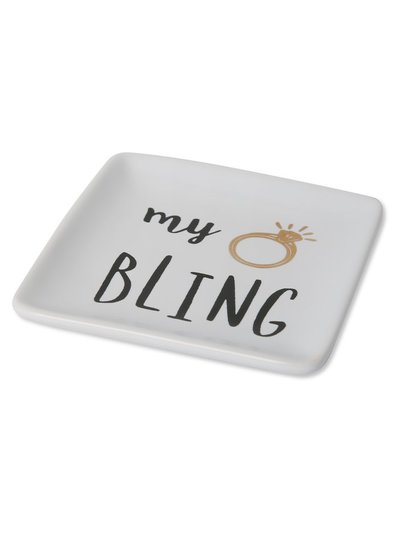 My bling trinket dish
