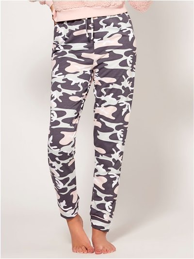 Teen camo print lounge trousers
