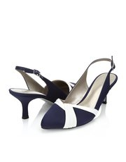 Jacques Vert pleat front shoe