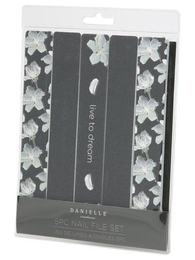 Danielle Creations nail file kit