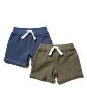 Shorts two pack (0 mths - 4 yrs)