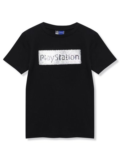 PlayStation two way sequin t-shirt (5 - 13 yrs)