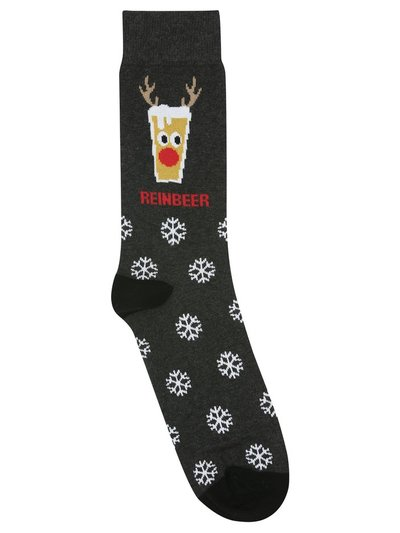 Reinbeer Christmas socks