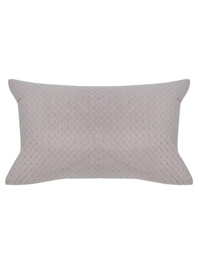 Lilac Rectangular Cushion