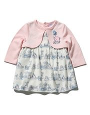 Peter Rabbit Jemima Puddle-Duck cardigan dress