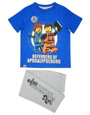 Lego Movie 2 Apocalypseburg pyjamas