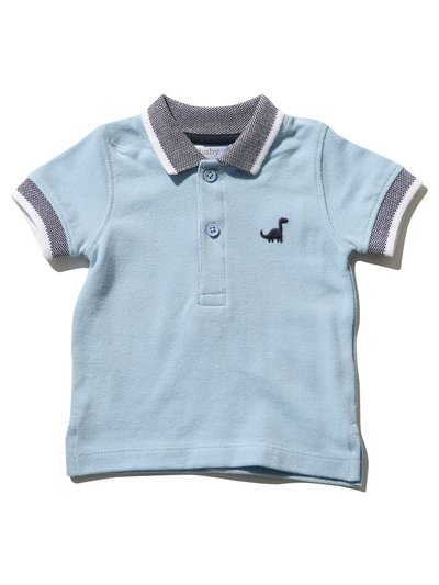 Dinosaur polo shirt (0mths-4yrs)