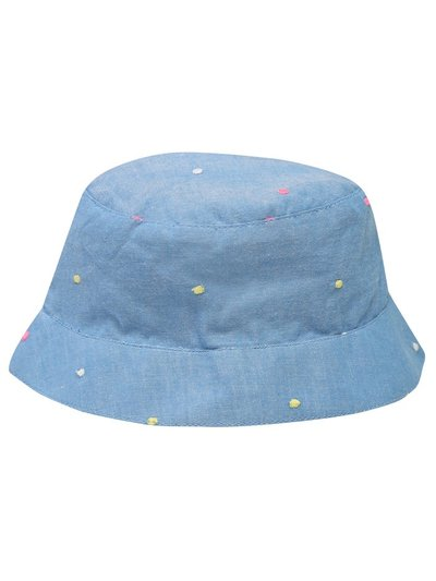 Embroidered bucket hat (newborn-24mths)