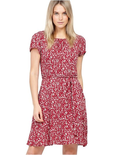 Izabel ditsy floral tea dress