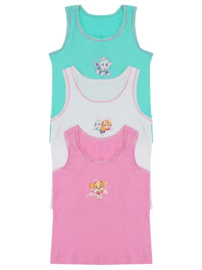Paw Patrol vests three pack (1 - 6 yrs)