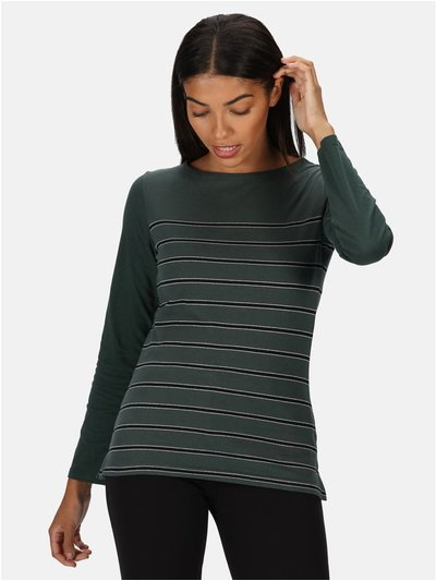 Ferelith Striped Long Sleeved T-Shirt