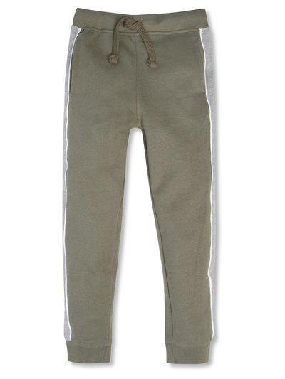 Colour block joggers (3-12yrs)