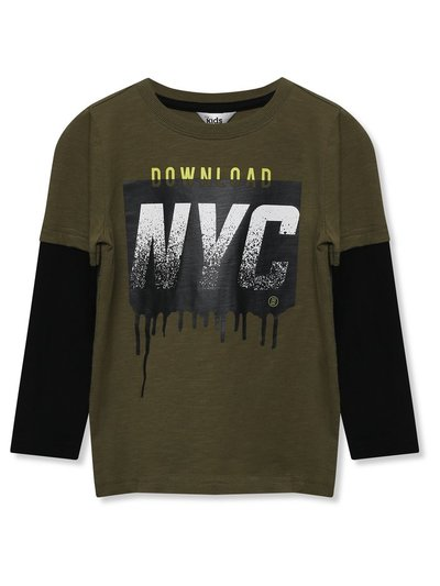 NYC t-shirt (3-12yrs)