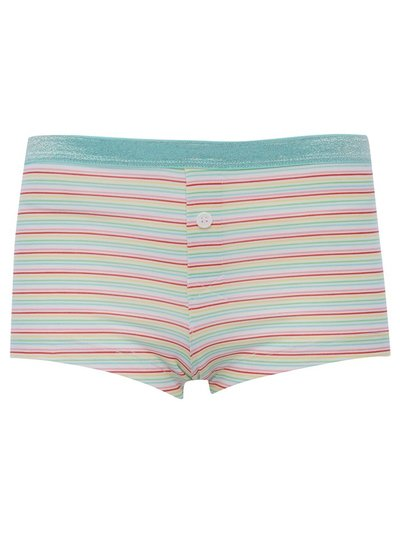 Teens' rainbow boxer briefs