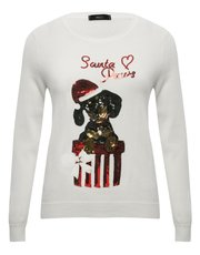 Santa paws Christmas jumper