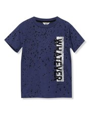 Whatever two way sequin t-shirt (3 - 13 yrs)