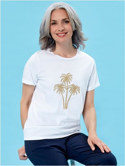 Spirit palm tree t-shirt