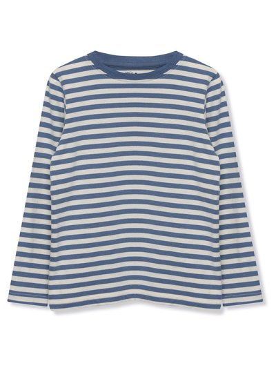 Long sleeve stripe t-shirt (3-12yrs)