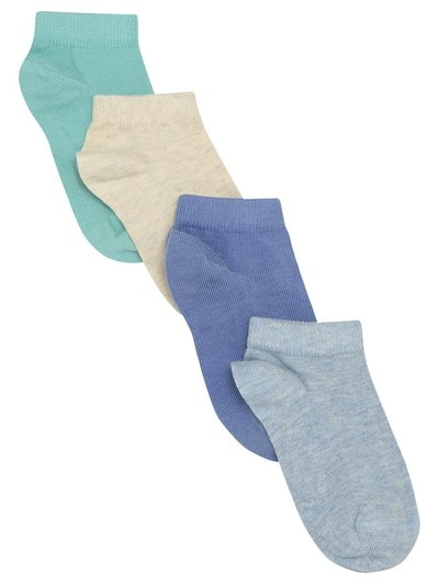 Trainer socks four pack