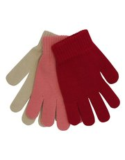 Magic gloves three pack