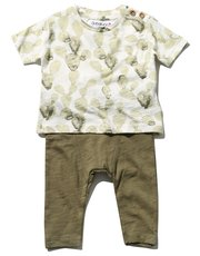 Minoti cactus top and joggers set