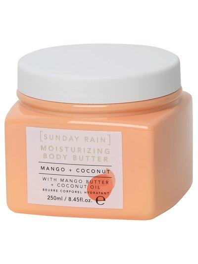 Sunday Rain mango and coconut body butter