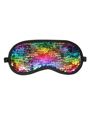 Teens' two way sequin sleep eye mask