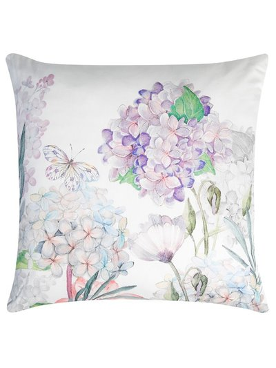 Nature scene cushion