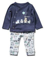 Adventure top and joggers set (Newborn-18mths)