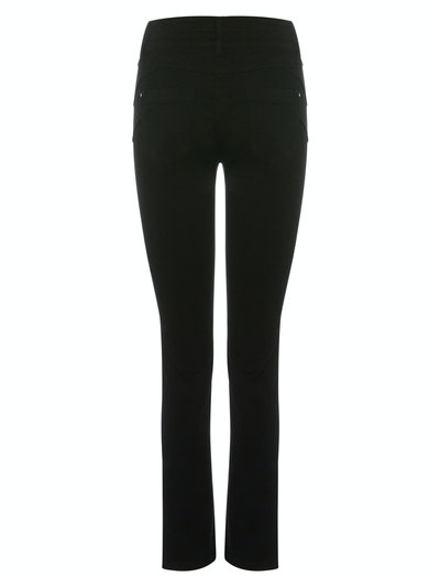 Lift and shape slim leg jeans