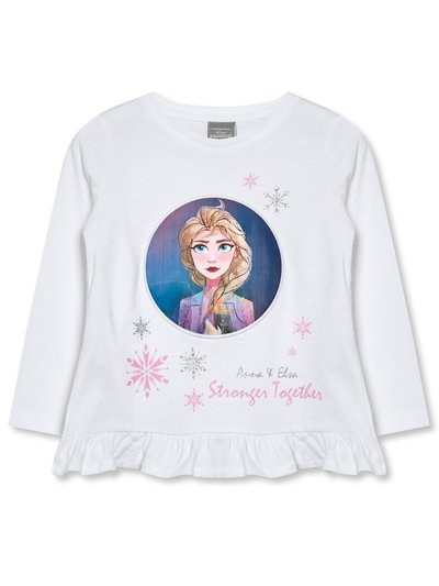 Disney Frozen 2 holographic t-shirt (2-8yrs)