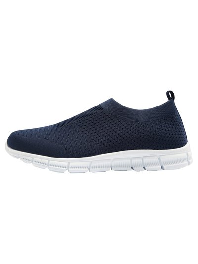 Feelings stretch knit trainer