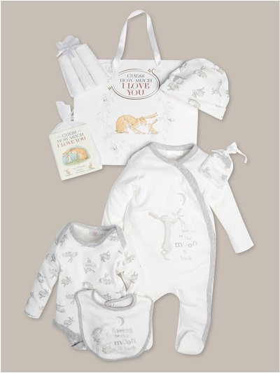 Guess How Much I Love You gift set (Newborn-6mths)