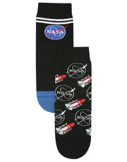 NASA socks two pack