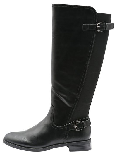Lemonade buckle riding boot