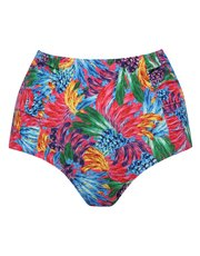 Tropicana high waist control bikini bottoms