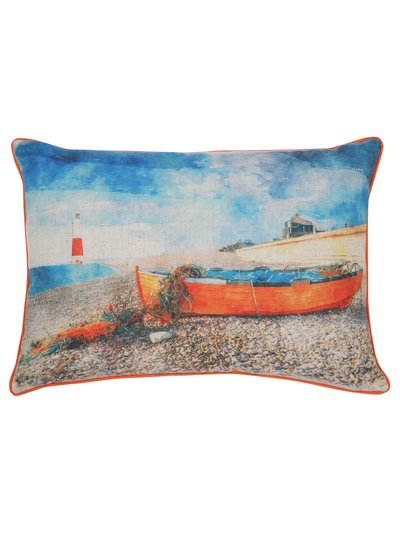 Fishing boat cushion