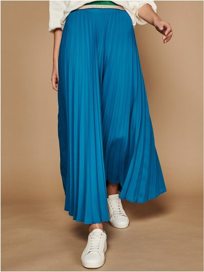 Sonder Studio pleated midi skirt