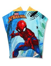 Spiderman towel poncho