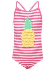 Minoti pineapple print swimsuit