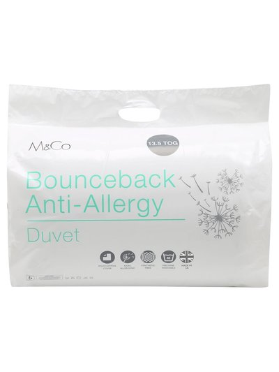Bounceback Anti Allergy Duvet 13.5 Tog